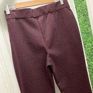 THALIAN Aubergine Dress Pants
